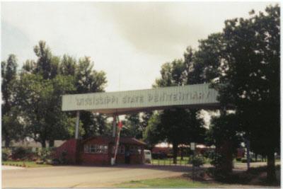 Parchman Farm entrance