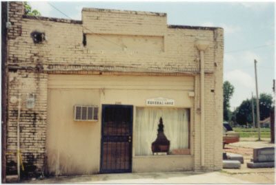 Tutwiler Funeral Home