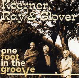 One Foot In The Groove CD cover