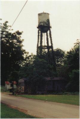 Rosedale Water Tower